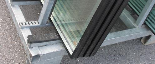 Nieuwe ruiten bij glasschade